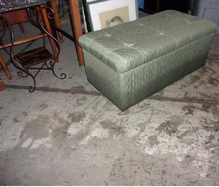 Water Damaged Furniture
