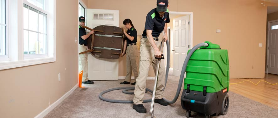 North Syracuse, NY residential restoration cleaning